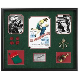 It's A Wonderful Life Framed Memorabilia I