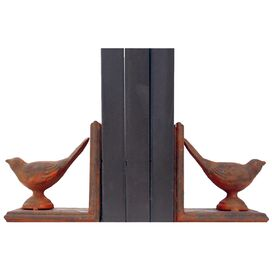 Sparrow Bookend