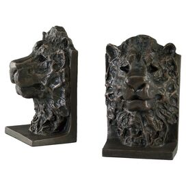 Lion Bookend
