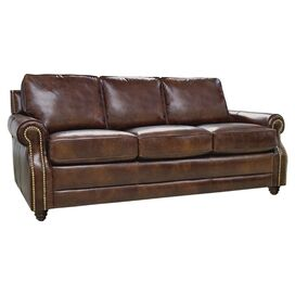 Levi Leather Sofa
