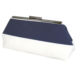 Luna Clutch in Preppy Navy