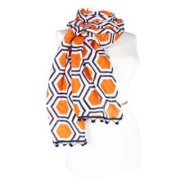 Roma Scarf in Orange