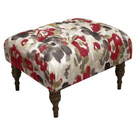 Leighanne Tufted Bench