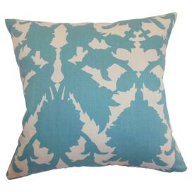 Ashlynn Pillow in Turquoise