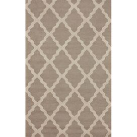 Trellis Rug in Tan