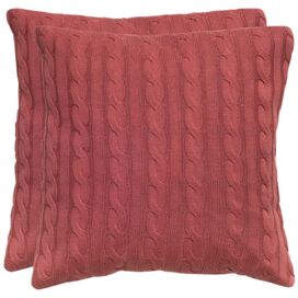Quinn Pillow in Paprika