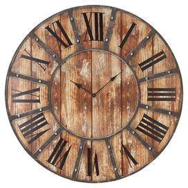 Hillside Wall Clock