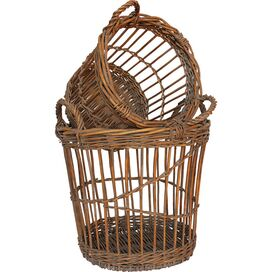 2 Piece Rambuteau Basket Set