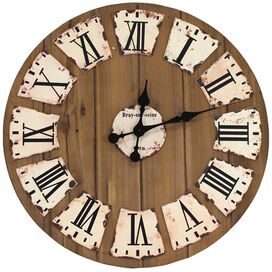 Seine Wall Clock