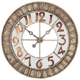 Bastille Wall Clock