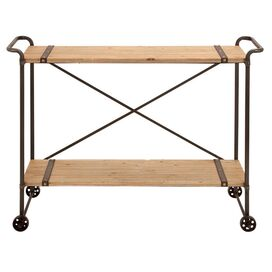 Restoration Console Table