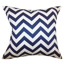 Aimee Pillow in Blue