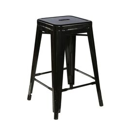Amabel Barstool in Black