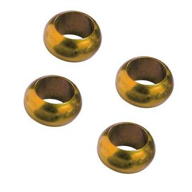 Eliana Napkin Ring in Gold - Set of 4