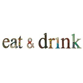 9 Piece Eat & Drink Wall Décor