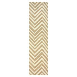 "Aliso 2'6"" x 10' Runner in Cream"