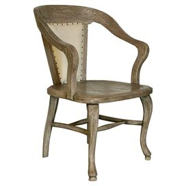Richard Mahogany Arm Chair
