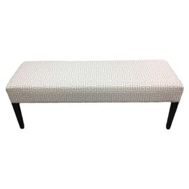 Kasumi Bench in Light Gray