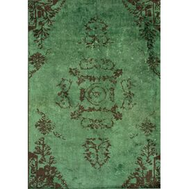 Hanima Rug in Green