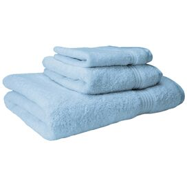 3 Piece Melanie Towel Set in Light Blue