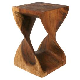 Twister End Table III