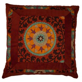 Nadia Pillow in Rust