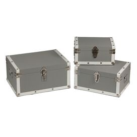 3 Piece Caleb Trunk Set