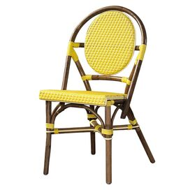 Padma's Plantation Paris Indoor/Outdoor Side Chair