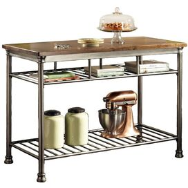Orleans Kitchen Island