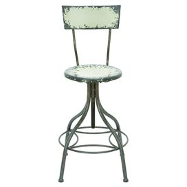 Wickenburg Barstool in Pale Green