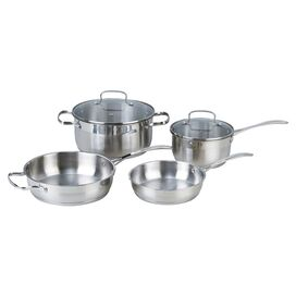 6-Piece Kevin Dundon Cookware Set