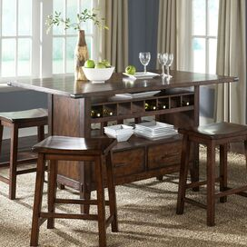 Pembroke Island Dining Table Base