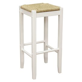 Cullman Stool in White
