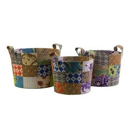 3 Piece Sidonie Basket Set