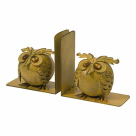 Hoot Owl Bookend (Set of 2)