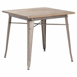 Olympia Dining Table in Rustic