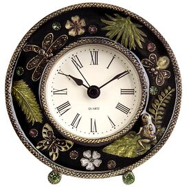 Colette Table Clock