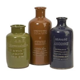 3-Piece Elixir Bottle Set