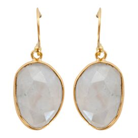 Esta Earrings in Moonstone