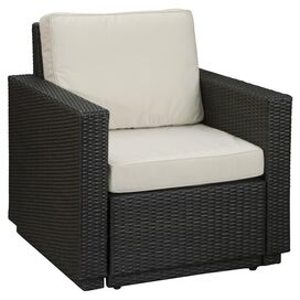 Riviera Indoor/Outdoor Arm Chair