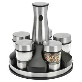 7-Piece Kalorik Spice Mill Set