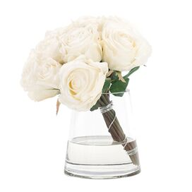 Natural Decorations, Inc. Faux Rose Arrangement