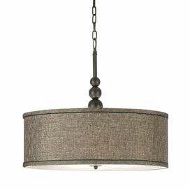 Clark Pendant in Oil Rubbed Bronze
