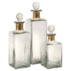 3-Piece Hampshire Decanter Set