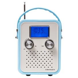 Crosley Songbird Radio in Turquoise