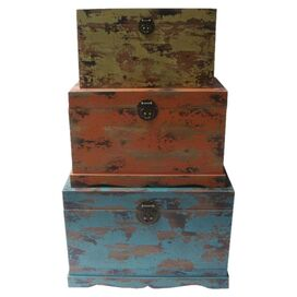 3-Piece Newton Trunk Set