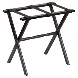 Marco Luggage Rack in Black