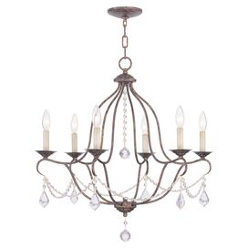 Chesterfield 6-Light Chandelier