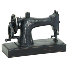 Hebden Sewing Machine Decor