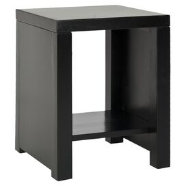 Laguna End Table in Black